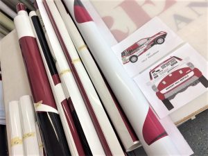Vehicle Graphics custom design manufacturing installation 300x225